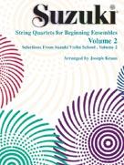 String Quartets for Beginning Ensembles, Volume 2 [String Quartet]