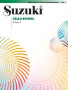 Suzuki Cello School Cello Part, Volume 9 (includes Piano Acc.) [Cello]