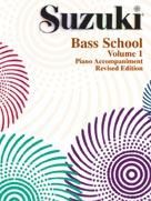 Suzuki Bass Vol 1 - Revised - Accomp
