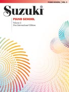 Suzuki Piano School New International Edition Book Only, Volume 2
