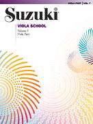 Suzuki Viola, Vol. 7 (Book Only)