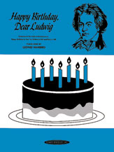 Happy Birthday Dear Ludwig - Piano