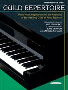 Guild Repertoire: Intermediate C and D - Piano