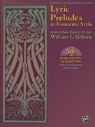 Lyric Preludes in Romantic Style with CD/IMTA-C PIANO