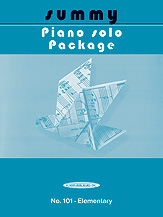 Summy Piano Solo Package, No. 101