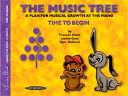 Music Tree A Time To Begin