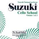 Suzuki Cello School, Volumes 1 & 2 - Compact Disc Tsutsumi