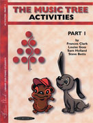 Summy Birchard Clark/Goss/Holland   Music Tree Activities Book Part 1