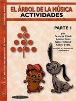 El Arbol de la Musica - Actividades The Music Tree: Spanish Edition Activities Book, Part 1