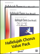 Hallelujah Chorus Value Pack 2012