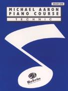AARON PIANO COURSE TECHNIC BK1