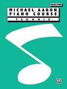AARON PIANO COURSE TECHNIC BK3