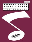 Aaron Piano Course Performance Bk 4