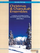 Christmas and Chanukah Ensembles for Cello