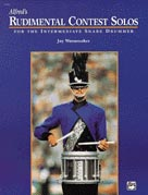 Alfred's Rudimental Contest Solos [Snare Drum] SD3042
