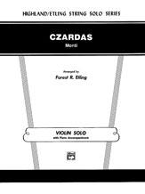 Czardas [Violin]