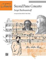 Concerto No. 2 in C Minor, Op. 18 (Simplified) - Piano