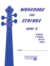 Workbook For Strings Bk 2 Viola