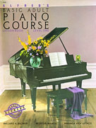 Alfred's Basic Adult Piano Course, Lesson Book Level 1; 00-14041