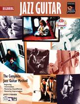 Complete Jazz Guitar Method: Beginning Jazz Guitar [Guitar]