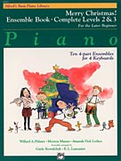 Alfred's Basic Piano Library: Merry Christmas! Ensemble, Complete Book 2 & 3 [Piano]