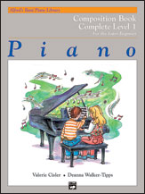 Alfred Basic Composition Complete 1 [piano]
