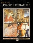 Discovering Piano Literature Bk.1