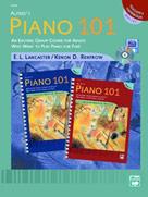 Piano 101 Teacher's Handbook 1 & 2  Teacher