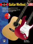 Basix Guitar Method Bk 1 w/CD