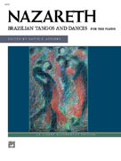 Brazilian Tangos and Dances - Piano