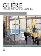 Prelude in D-flat Major, Op. 43 - Piano