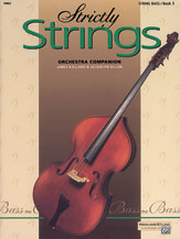 Strictly Strings Book 3 Bass