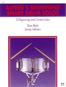 Alfred Black / Feldstein   Alfred's Beginning Snare Drum Solos