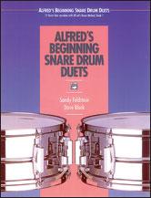 Alfred's Beginning Snare Drum Duets [Drum]