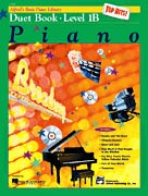 Alfred's Basic Piano Library: Top Hits! Duet Book 1B [Piano]