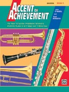 Accent on Achievement, Book 3 [Bassoon]