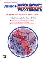 Alfred's Basic Solos and Ensembles, Book 2 [Trombone, Baritone B.C., Bassoon]