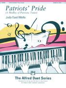 Patriots' Pride - 1 Piano 4 Hands
