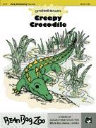 Creepy Crocodile - Piano