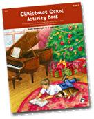 Christmas Carol Activity Book, Book 1 [Piano]