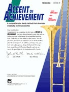 AOA Trombone Bk. 2 Accent on Achievment Book & CD