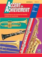 Accent on Achievement Book 2 Baritone B.C.