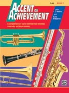 Accent on Achievement Book 2 Tuba