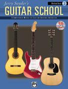 Jerry Snyder's Guitar School Method Book 2 Book/CD
