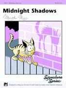 Midnight Shadows - Elementary Piano Solo
