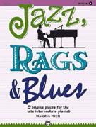 Jazz, Rags & Blues, Bk. 4