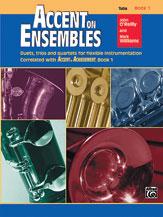 Accent on Ensembles, Book 1 [Tuba]