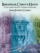 Burgmuller Czerny & Hanon Book 1 PIANO
