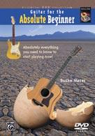 Guitar For The Absolute Beginner  Bk 1