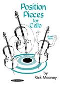 Position Pieces for Cello, Book 2 [Cello]